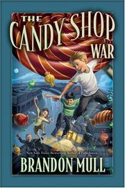 Book Cover for THE CANDY SHOP WAR