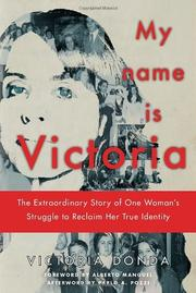 Cover art for MY NAME IS VICTORIA