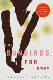 Cover art for TINY SUNBIRDS FAR AWAY
