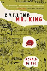 Cover art for CALLING MR. KING