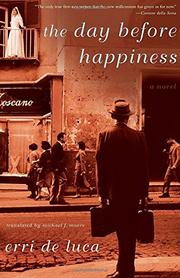 Book Cover for THE DAY BEFORE HAPPINESS