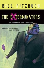 Cover art for THE EXTERMINATORS