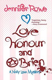 Cover art for LOVE, HONOUR, AND O'BRIEN