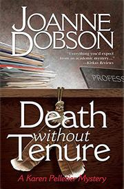 Cover art for DEATH WITHOUT TENURE