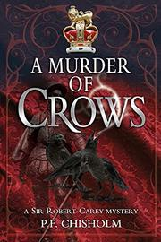 Book Cover for A MURDER OF CROWS