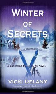 Cover art for WINTER OF SECRETS