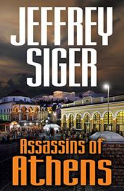 Cover art for ASSASSINS OF ATHENS