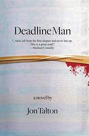 Cover art for DEADLINE MAN