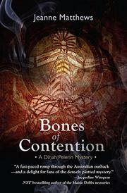 Cover art for BONES OF CONTENTION