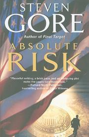 Cover art for ABSOLUTE RISK