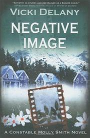 Cover art for NEGATIVE IMAGE