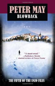 BLOWBACK by Peter May