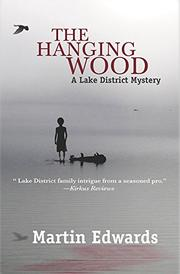 Cover art for THE HANGING WOOD