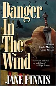 Book Cover for DANGER IN THE WIND