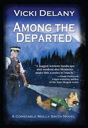Cover art for AMONG THE DEPARTED