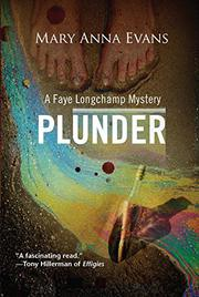 PLUNDER by Mary Anna Evans