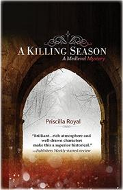 Cover art for A KILLING SEASON