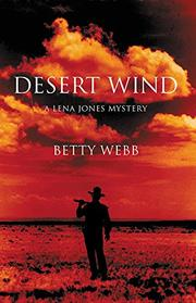 Cover art for DESERT WIND