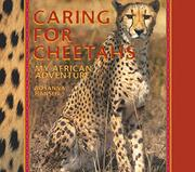 Book Cover for CARING FOR CHEETAHS