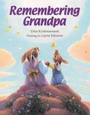REMEMBERING GRANDPA by Uma Krishnaswami