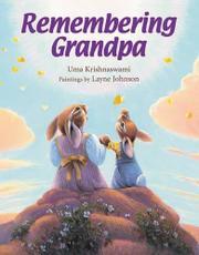 REMEMBERING GRANDPA by Uma Krishnaswami