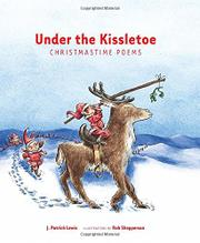 Book Cover for UNDER THE KISSLETOE
