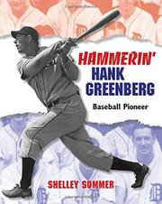 Book Cover for HAMMERIN' HANK GREENBERG