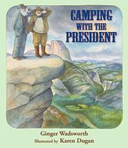 Cover art for CAMPING WITH THE PRESIDENT