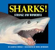 SHARKS by Sandra Markle