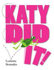 Cover art for KATY DID IT!