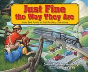 Book Cover for JUST FINE THE WAY THEY ARE