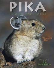 PIKA by Tannis Bill