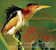 BIRDS OF A FEATHER by Jane Yolen