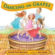 Cover art for DANCING ON GRAPES