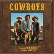 COWBOYS by David L. Harrison