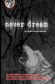 Cover art for NEVER DREAM