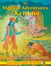 Cover art for THE MAGICAL ADVENTURES OF KRISHNA