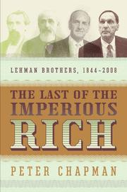 Book Cover for THE LAST OF THE IMPERIOUS RICH