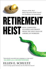 Cover art for RETIREMENT HEIST