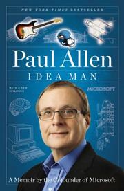 Book Cover for IDEA MAN