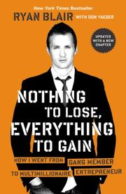 Book Cover for NOTHING TO LOSE, EVERYTHING TO GAIN