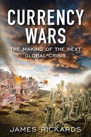 Book Cover for CURRENCY WARS