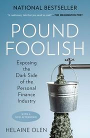 Cover art for POUND FOOLISH