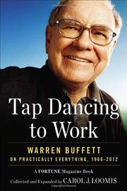 Book Cover for TAP DANCING TO WORK