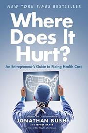 WHERE DOES IT HURT? by Jonathan Bush