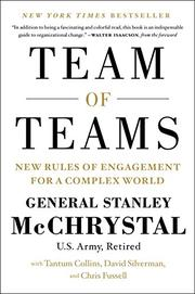 TEAM OF TEAMS by Stanley McChrystal