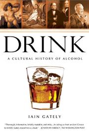 Book Cover for DRINK