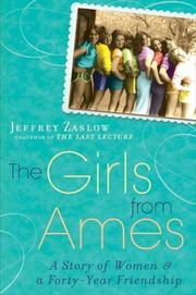 Book Cover for THE GIRLS FROM AMES