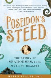 POSEIDON'S STEED by Helen Scales
