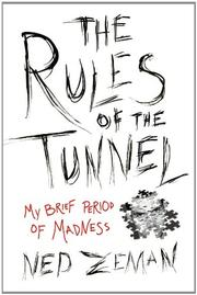 Cover art for THE RULES OF THE TUNNEL